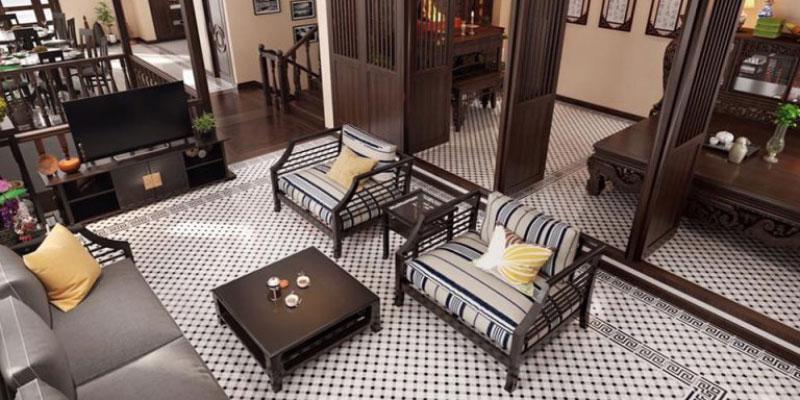 Thiết kế của các căn villa Hội An Town mang những nét đặc trưng của phố cổ Hội An