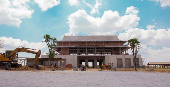 Tiện ích mới nhất dự án Sala Garden 2019