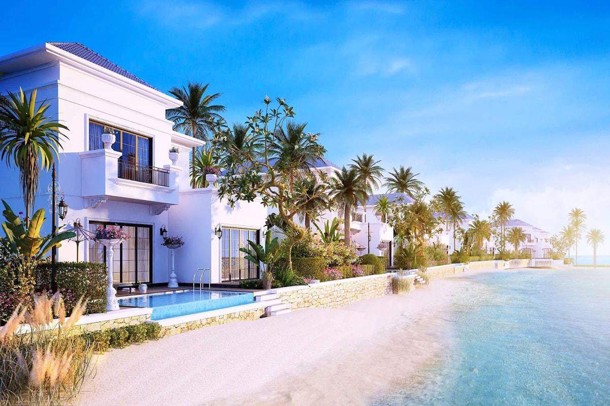 Dự án Osho Hồ Tràm Vũng Tàu được xây dựng tại vị trí biển đẹp nhất Việt Nam